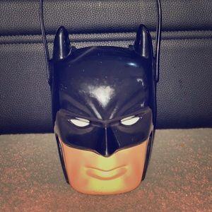 Batman treat bucket